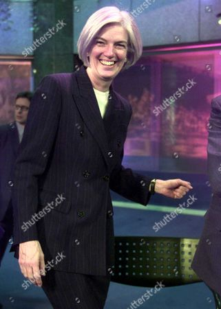 Pic Shows : Marjorie Scardino Chief Executive Of Pearson Tv At The Pearson Headquarters In London April 7. Pearson Has Said That It Will Merge Its Television Business With Europe's Largest Commercial Broadcaster Clt-ufa To Create A New Company With Annual Revenues Of Some 4.0 Billion Euros ($3.85 Billion).