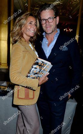 Tara Bernerd and partner
