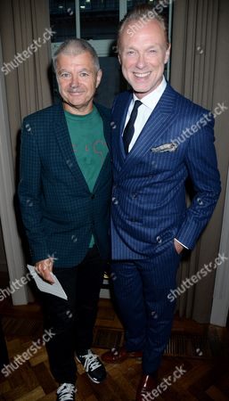 Editorial photo of 'David Bowie: A Life' Book Launch, London, UK - 07 Sep 2017