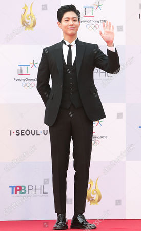 Editorial image of Drama Awards 2017 in Seoul, Korea - 07 Sep 2017