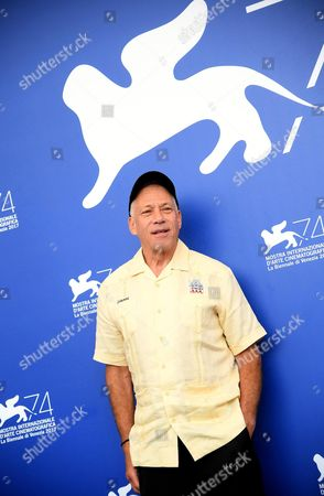 US film director Jon Alpert poses during a photocall for 'Cuba and the cameraman' during the 74th Venice Film Festival in Venice, Italy, 07 September 2017. The movie is presented in out competition at the festival running from 30 August to 09 September 2017.