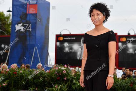Stock Image of Vivian Qu