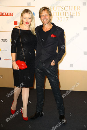 Sabrina Winter and Steve Norman
