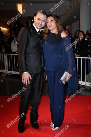 Editorial image of 'Mektoub, My Love: Canto Uno' premiere, 74th Venice Film Festival, Italy - 07 Sep 2017