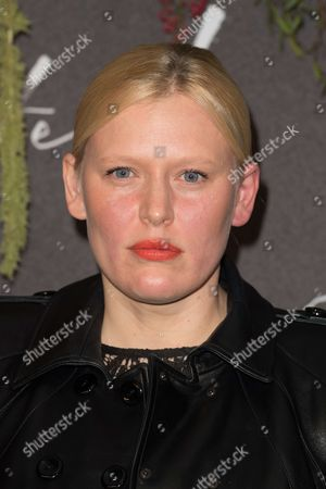 Stock Picture of Anna Sherbinina