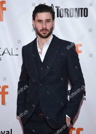 """Tom Datnow attends the opening night gala for """"Borg/McEnroe"""" on day 1 of the Toronto International Film Festival at Roy Thomson Hall, in Toronto"""