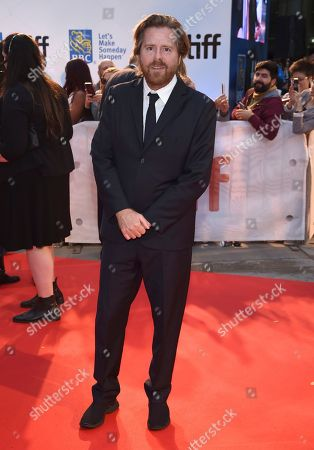 """Director Janus Metz attends the opening night gala for """"Borg/McEnroe"""" on day 1 of the Toronto International Film Festival at Roy Thomson Hall, in Toronto"""