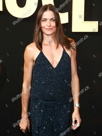 """Gretta Monahan attends the premiere of the HBO Original Series """"The Deuce"""" at the SVA Theatre, in New York"""