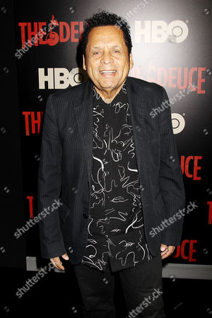 """Editorial image of New York Red Carpret Premiere of HBO's """"The Deuce"""", USA - 07 Sep 2017"""