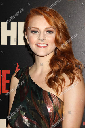 "Editorial picture of New York Red Carpret Premiere of HBO's ""The Deuce"", USA - 07 Sep 2017"