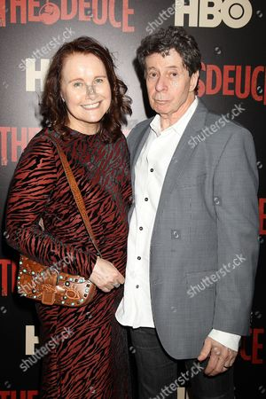 Richard Price with Wife