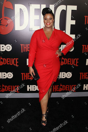 """Editorial photo of New York Red Carpret Premiere of HBO's """"The Deuce"""", USA - 07 Sep 2017"""