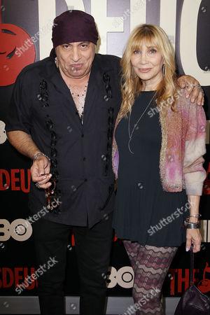 Stevie Van Zandt, Maureen Van Zandt