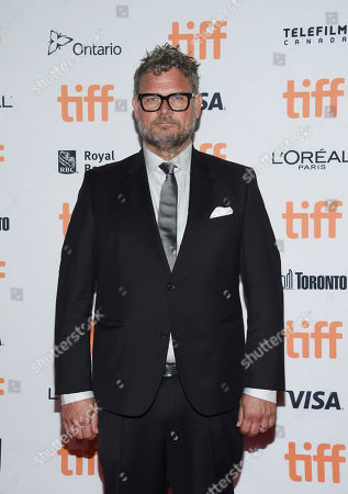"""Actor Yorick Van Wageningen attends the world premiere of """"Papillon"""" on Day 1 of the Toronto International Film Festival at the Princess of Wales Theatre, in Toronto"""