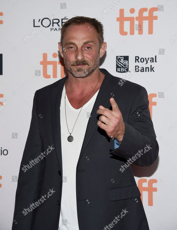"Actor Roland Moller attends the world premiere of ""Papillon"" on day 1 of the Toronto International Film Festival at the Princess of Wales Theatre, in Toronto"