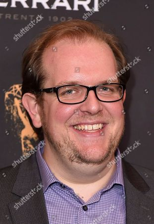 Dominic Burgess at The Television Academy's Casting Directors Nominee Reception at The Montage Beverly Hills, in Beverly Hills, Calif