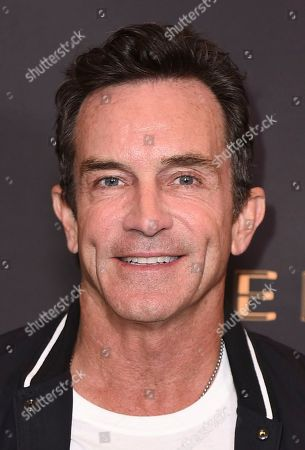 Jeff Probst at The Television Academy's Casting Directors Nominee Reception at The Montage Beverly Hills, in Beverly Hills, Calif