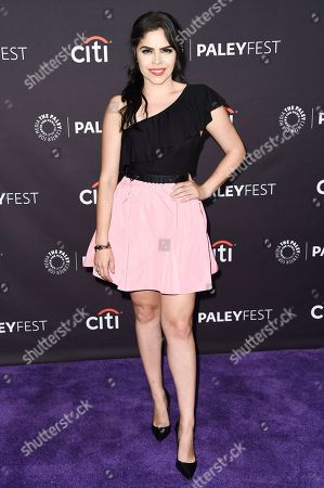 "Yarel Ramos attends the 2017 PaleyFest Fall TV Previews ""El Chapo"" at The Paley Center for Media, in Beverly Hills, Calif"