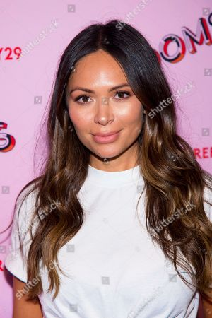 """Blogger Marianna Hewitt attends Refinery29's Third Annual """"29Rooms: Turn It Into Art"""", in New York"""