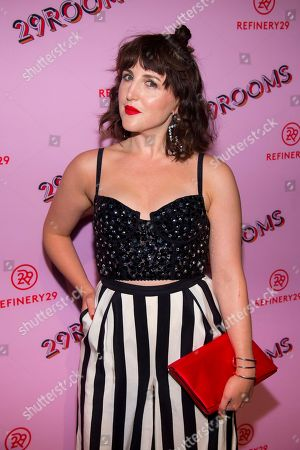 "Piera Gelardi attends Refinery29's Third Annual ""29Rooms: Turn It Into Art"", in New York"