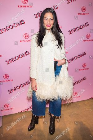 "Stacy London attends Refinery29's Third Annual ""29Rooms: Turn It Into Art"", in New York"