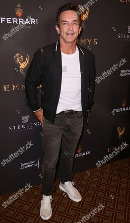 Jeff Probst arrives at the Celebration of the 69th Emmy Award Nominees for Outstanding Casting, in Beverly Hills, Calif