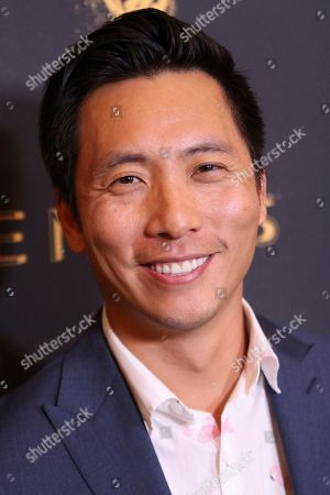 Kelvin Yu arrives at the Celebration of the 69th Emmy Award Nominees for Outstanding Casting, in Beverly Hills, Calif