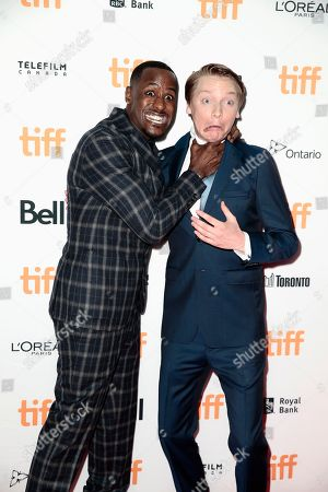 """Editorial picture of 2017 TIFF - """"Bodied"""" Premiere, Toronto, Canada - 07 Sep 2017"""