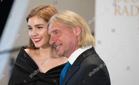 Nathalie Volk and Frank Otto