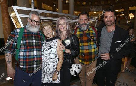 Jeannie Schulz, Jeffrey Costello, Robert Tagliapietra, Marta Larsson
