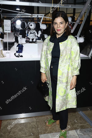 Editorial picture of 'Snoopy and Belle in Fashion' Private Tour, New York Fashion Week, USA - 07 Sep 2017