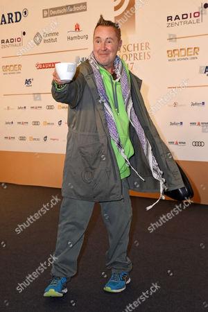 Editorial picture of Deutscher Radiopreis 2017, Hamburg, Germany - 07 Sep 2017