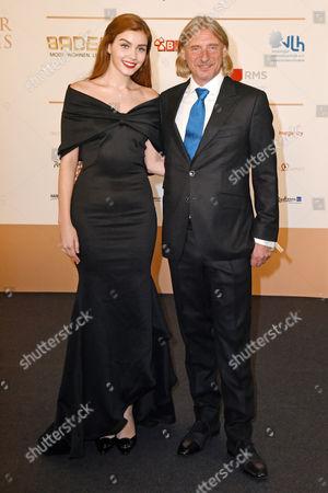 Nathalie Volk, Frank Otto