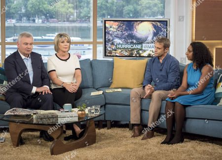 Editorial image of 'This Morning' TV show, London, UK - 08 Sep 2017