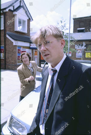"""Editorial picture of """"Coronation Street"""" TV Series - 1992"""