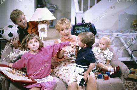 "Editorial photo of ""Coronation Street"" TV Series - 1992"