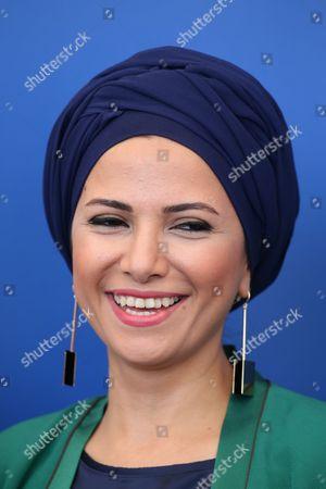 Stock Picture of Farnoosh Samadi