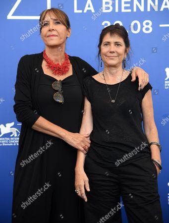 Marina Confalone and Antonietta De Lillo