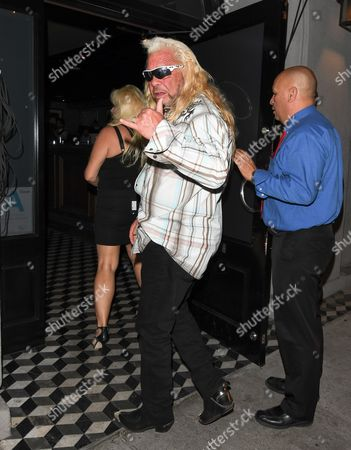 Duane Chapman at Craig's Restaurant