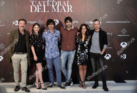 Editorial picture of Vitoria Television Festival, Spain - 08 Sep 2017