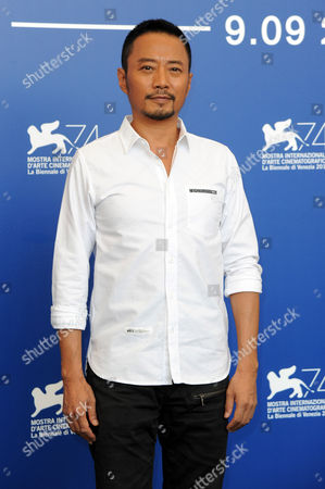 Editorial image of 'Manhunt' photocall, 74th Venice International Film Festival, Italy - 08 Sep 2017