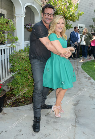 Lawrence Zarian and Kym Douglas