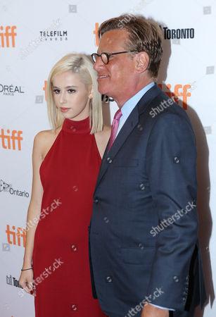 Roxy Sorkin and Aaron Sorkin, Writer/Director
