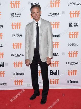 "Miramax CEO Bill Block attends a premiere for ""I, Tonya"" on day 2 of the Toronto International Film Festival at the Princess of Wales Theatre, in Toronto"