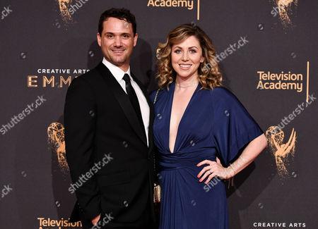 Stock Photo of Spencer Averick and Elizabeth Averick