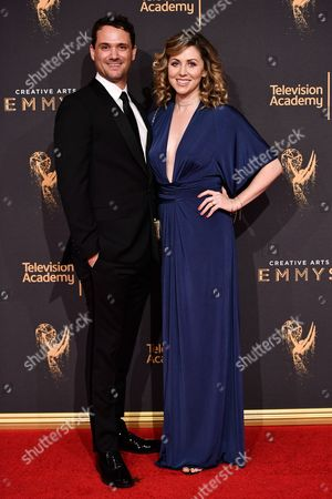 Stock Picture of Spencer Averick and Elizabeth Averick