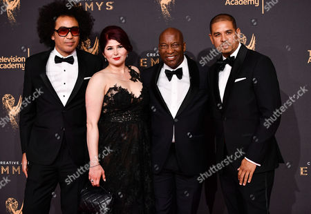 Editorial picture of Creative Arts Emmy Awards, Arrivals, Los Angeles, USA - 09 Sep 2017
