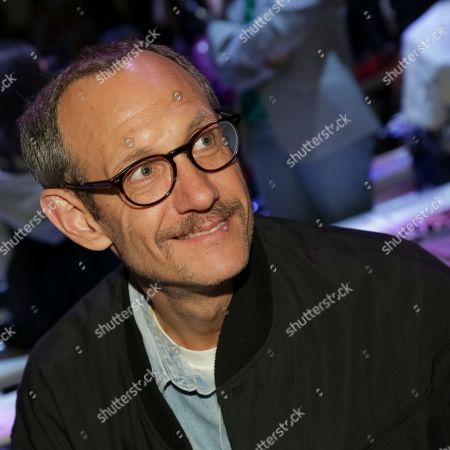Terry Richardson attends the Jeremy Scott 2018 Spring/Summer Presentation, in New York