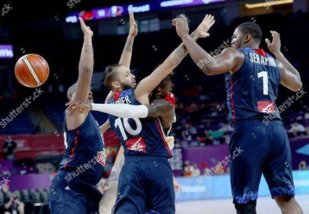 Editorial image of FIBA EuroBasket 2017, Istanbul, Turkey - 09 Sep 2017
