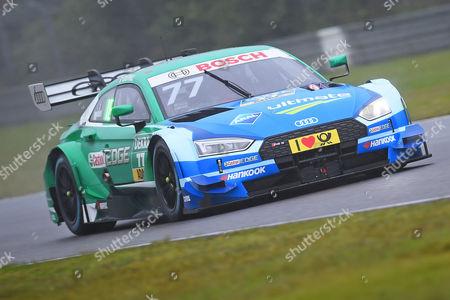 Loic Duval (Audi Sport Team Phoenix)